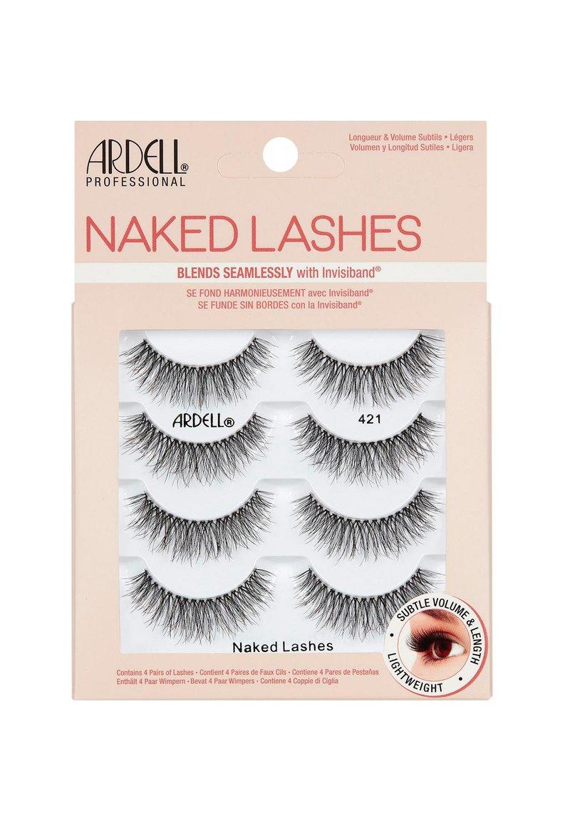 Ardell - NAKED LASHES 4 PACK - False eyelashes - 421