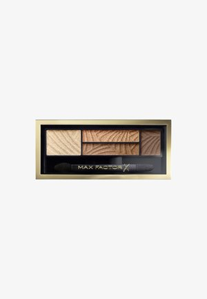SMOKEY EYE DRAMA KIT EYESHADOW - Lidschattenpalette - 3 sumptuous golds