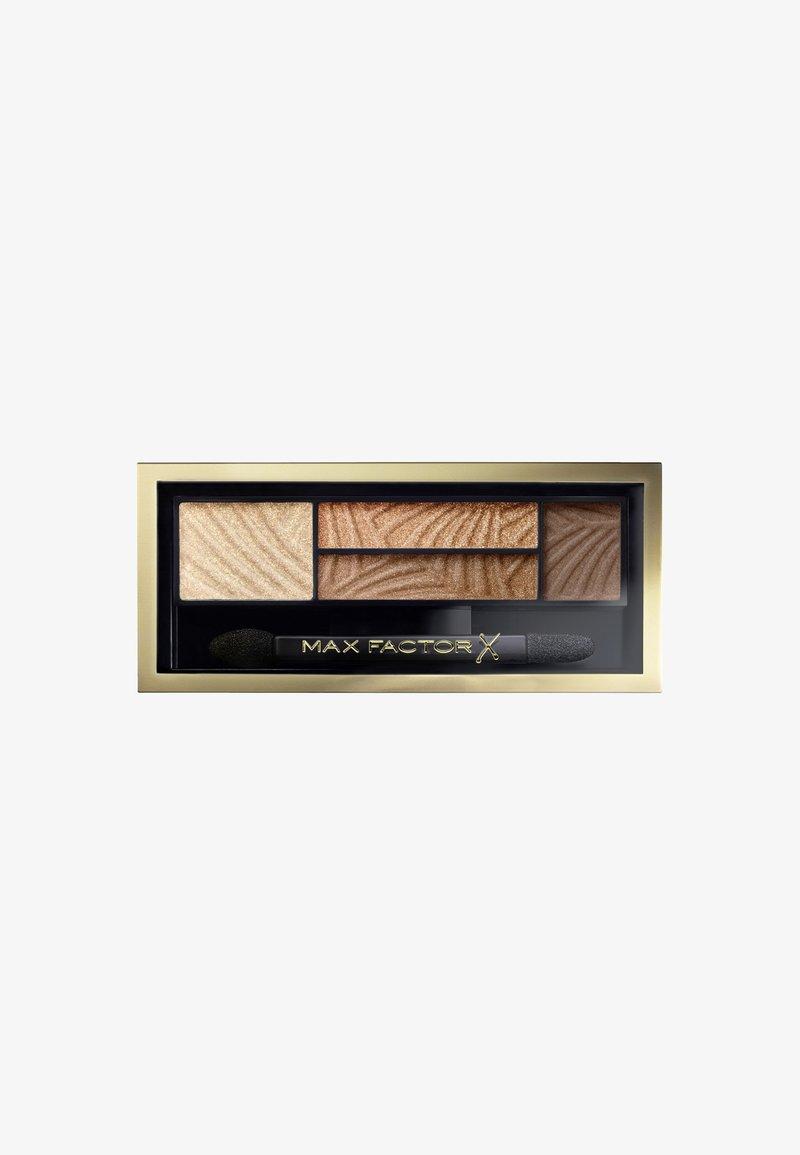 Max Factor - SMOKEY EYE DRAMA KIT EYESHADOW - Eyeshadow palette - 3 sumptuous golds