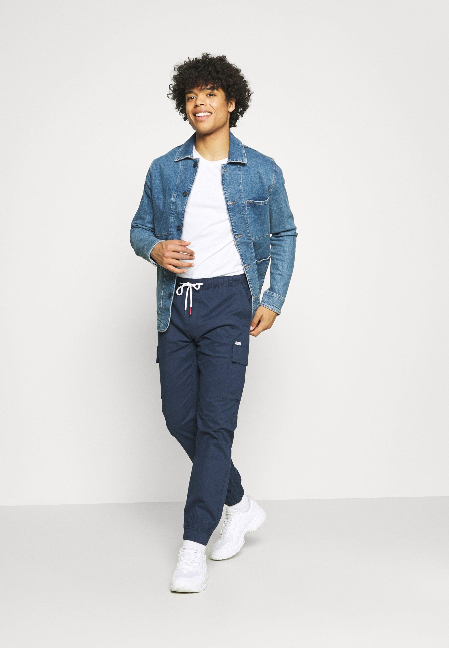 Homme CNECK TEES 2 PACK - T-shirt basique