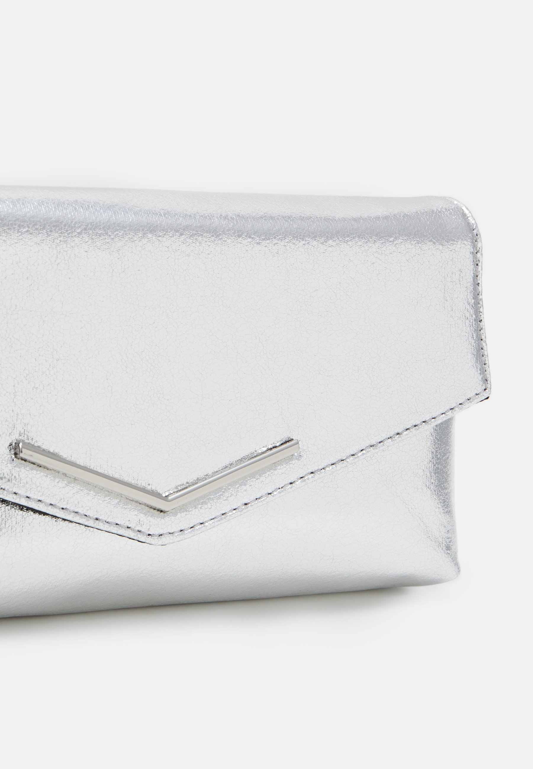 Dorothy Perkins BAR - Clutch - silver/sølv tbuXePtbjPfQ7WQ