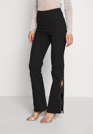 SIDNEY PANT - Trousers - black