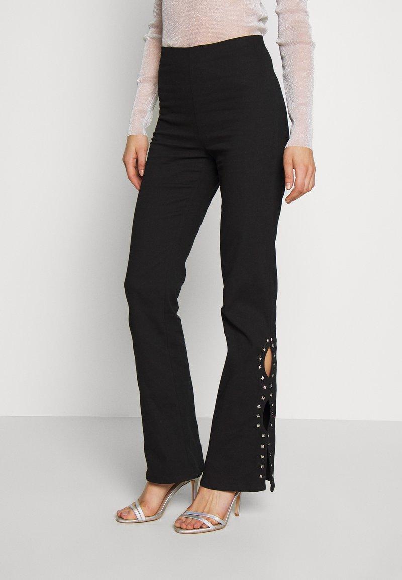 Tiger Mist - SIDNEY PANT - Kalhoty - black