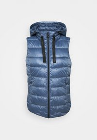 ULTRA LIGHT VEST - Waistcoat - grey blue