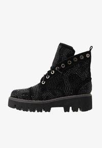 Alma en Pena - Platform ankle boots - black - 1
