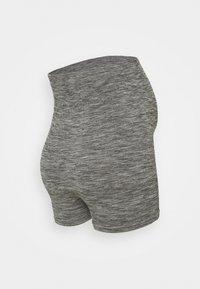 Anna Field MAMA - Seamless Leggings - Trousers - Legginsy - grey - 1