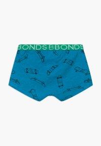 Bonds - TRUNK 3 PACK - Boxerky - blue/turquoise - 1