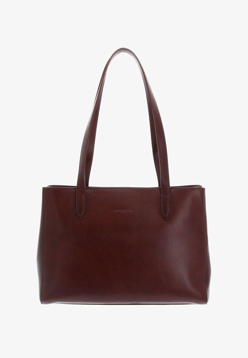 LANCASTER - Handbag - cognac