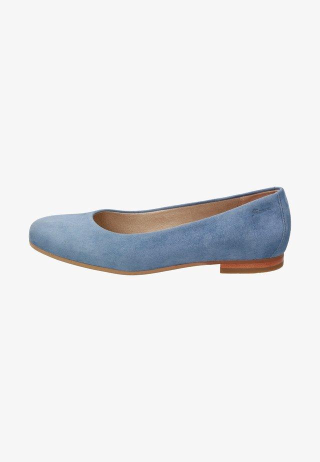 HERMINA - Ballerina's - blau