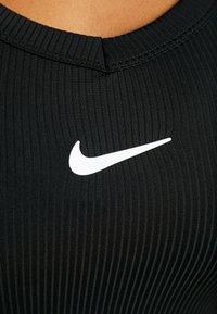 Nike Performance - DRY DRESS - Sports dress - black/white - 5