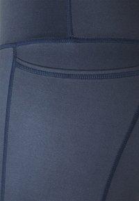Sweaty Betty - SUPER SCULPT YOGA LEGGINGS - Trikoot - navy blue ink - 5