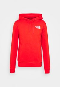 The North Face - IC CLASSIC HOODIE CLIMB - Luvtröja - fiery red - 5