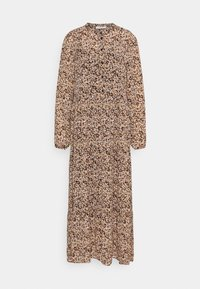 Moss Copenhagen - MERILA RIKKELIE DRESS  - Maxi dress - black - 0