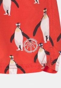 Jack & Jones Junior - JJIBALI JJSWIMSHORTS - Shorts da mare - flame scarlet - 2