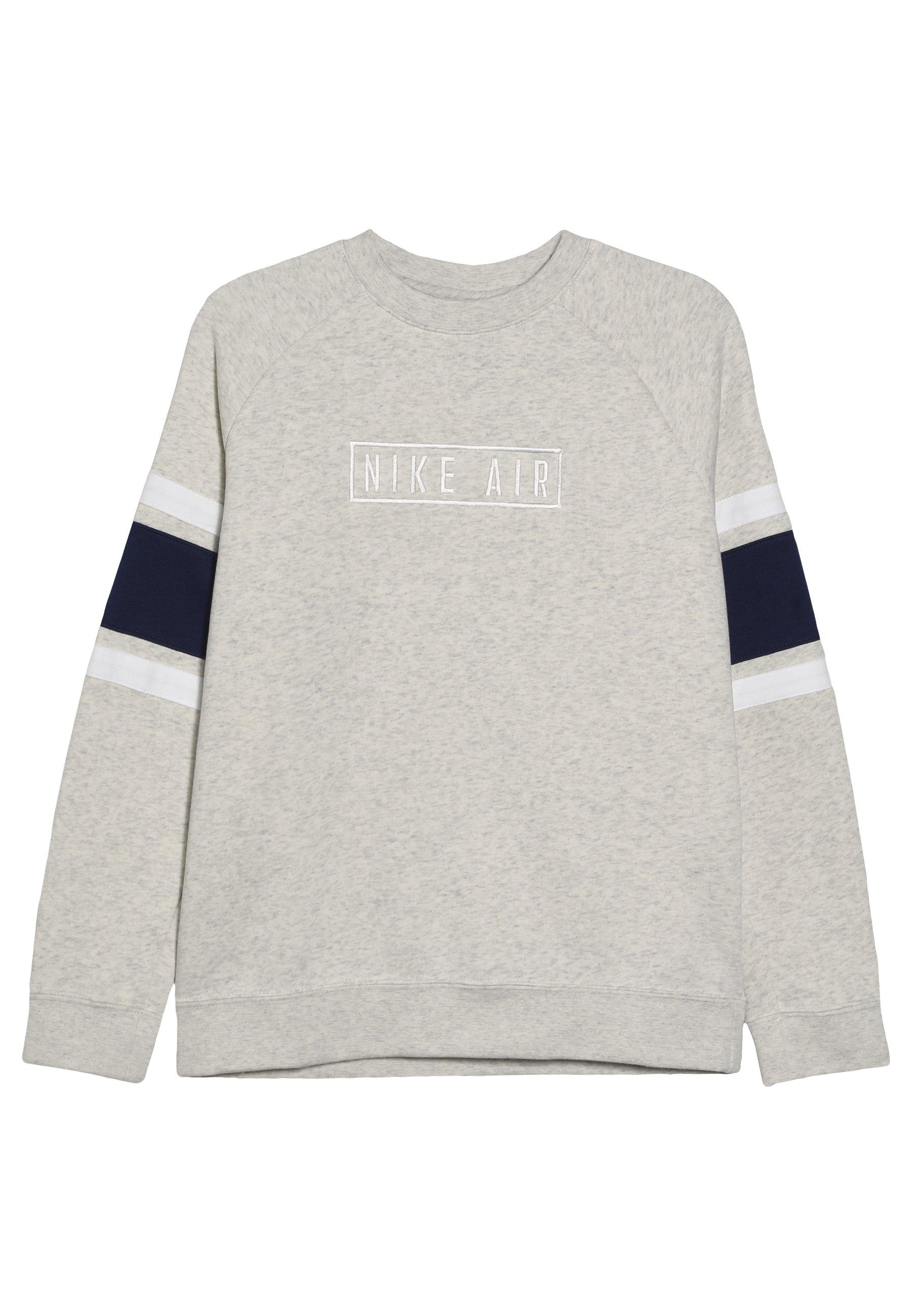 Nike Sportswear AIR CREW Sweatshirt off white Zalando.at