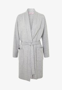 ROBE - Dressing gown - warm grey melee