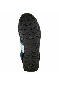 Saucony - SCHUHE JAZZ - Sneakers - black/blue/green - 6
