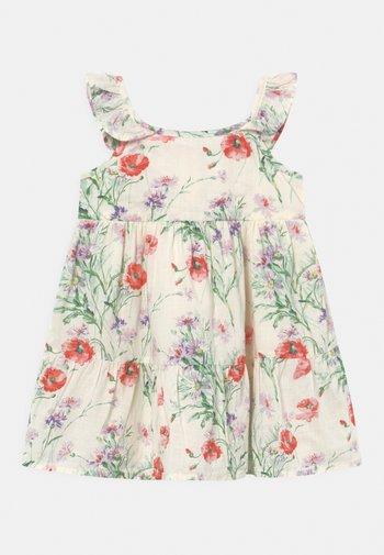 TODDLER GIRL SCOOP EMPIRE - Shirt dress - multi-coloured