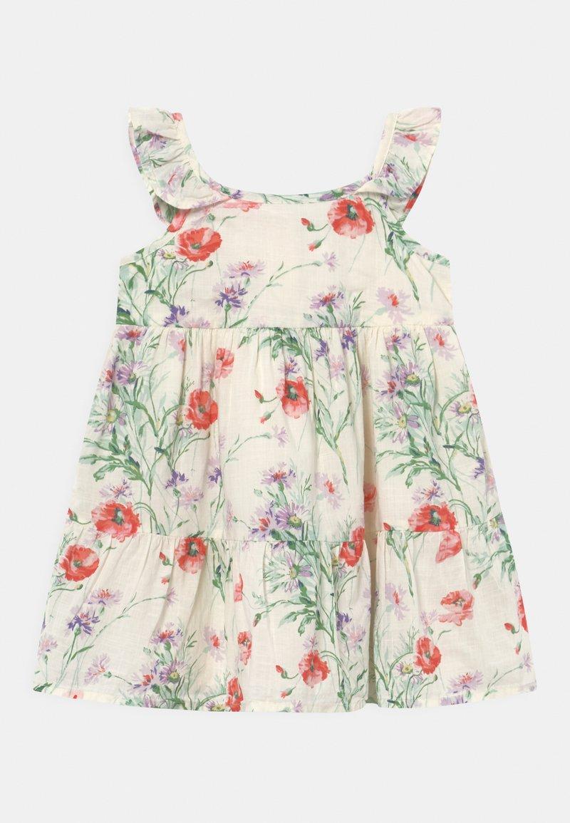 GAP - TODDLER GIRL SCOOP EMPIRE - Robe chemise - multi-coloured