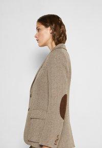 Polo Ralph Lauren - Blazer - brown/tan herringbone - 3