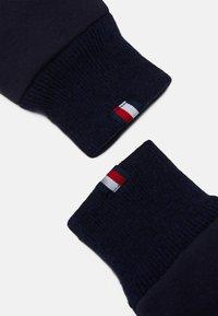 Tommy Hilfiger - GLOVES - Gloves - desert sky - 2