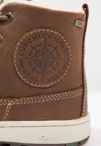 Lurchi - DOUG-TEX - Lace-up ankle boots - tan tabacco - 5