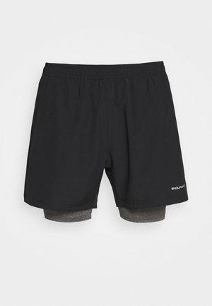 GATUN SHORTS - Sports shorts - black