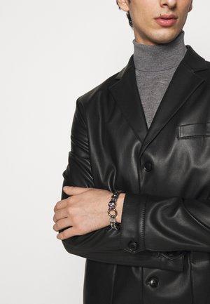 ATTICUS CHAIN BRACELET - Bracelet - silver-coloured