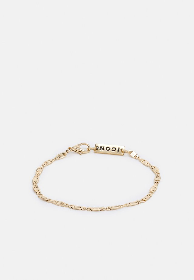 FINE FIGARO CHAIN BRACELET - Bracciale - gold-coloured