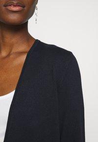 s.Oliver BLACK LABEL - Cardigan - blue - 5