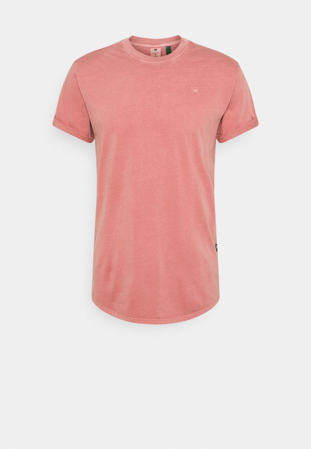 LASH  - T-shirt basic - dusty rose