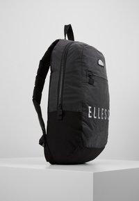 Ellesse - OBBI BACKPACK - Tagesrucksack - black - 3