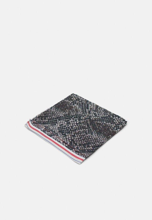 SNIRA COMO SCARF - Tørklæde / Halstørklæder - black