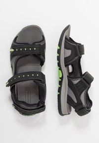 Merrell - PANTHER SANDAL 2.0 - Chodecké sandály - black - 0