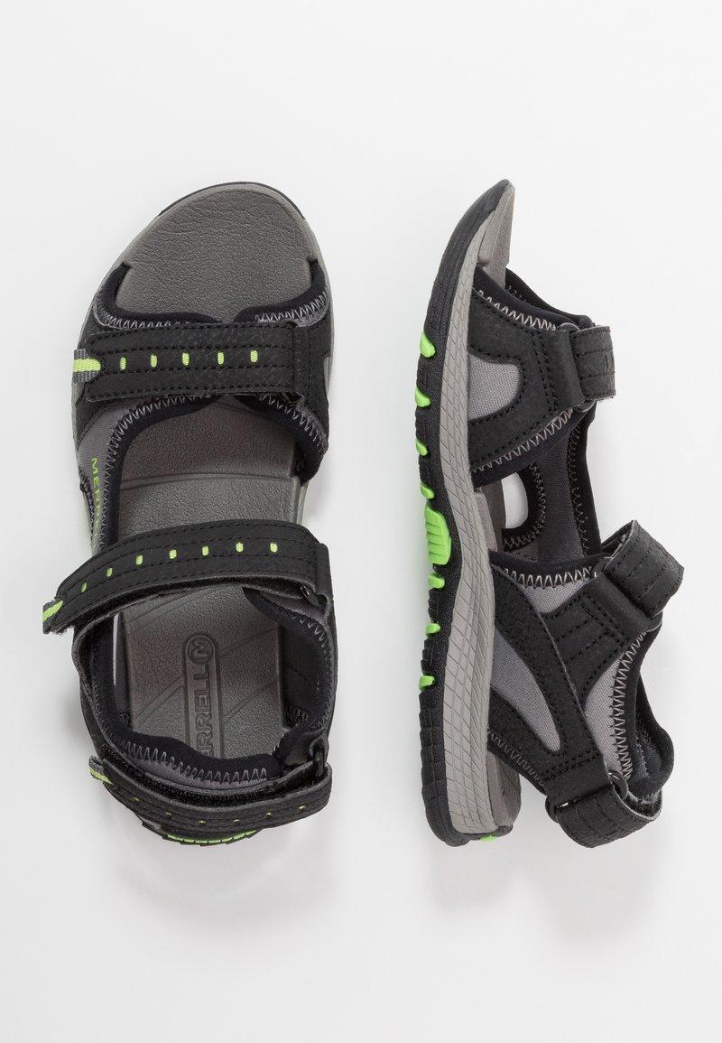 Merrell - PANTHER SANDAL 2.0 - Chodecké sandály - black