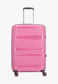 Travelite - MOTION 4-ROLLEN  - Luggage - pink - 0