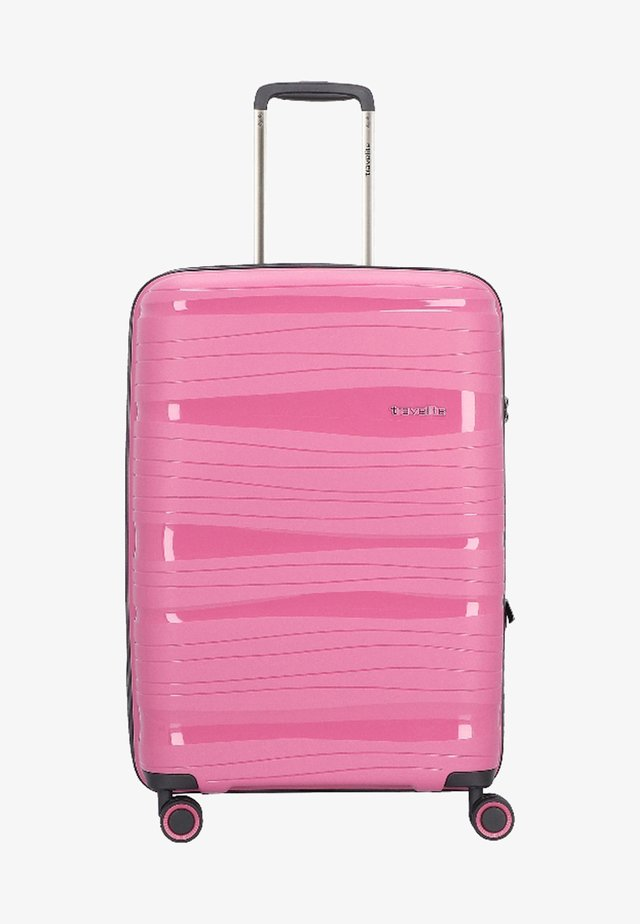 MOTION 4-ROLLEN  - Luggage - pink