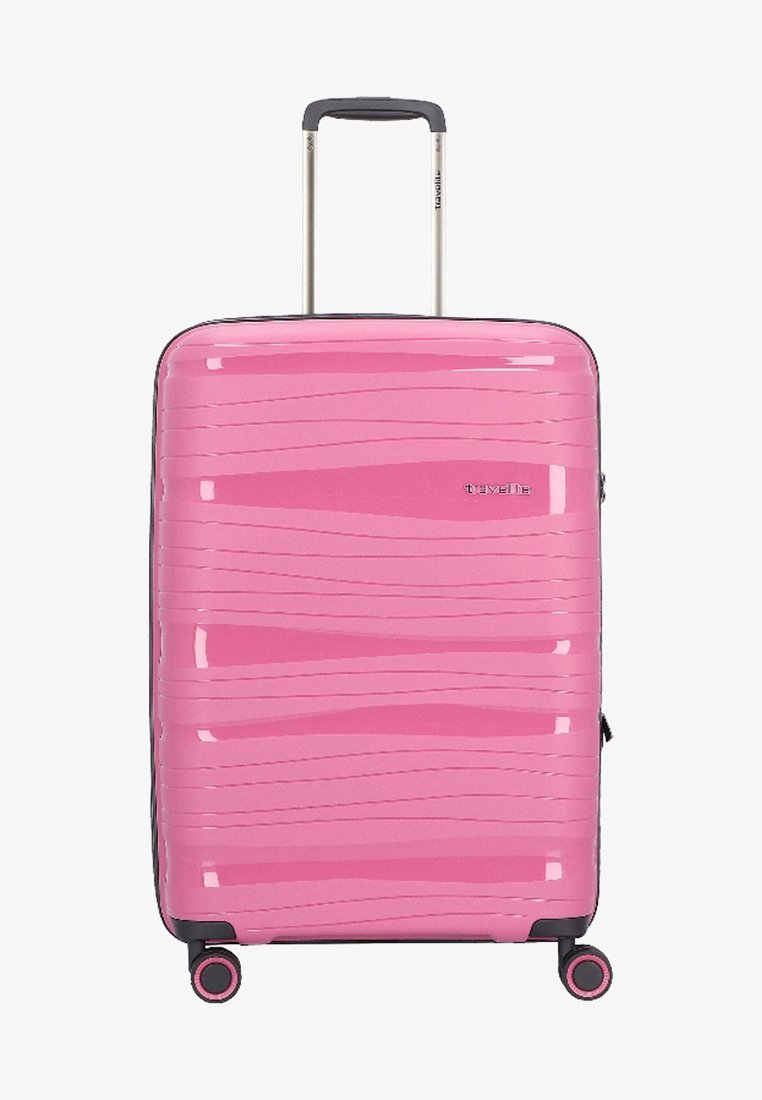 Travelite - MOTION 4-ROLLEN  - Luggage - pink