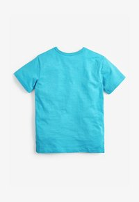 Next - PLANET EARTH T-SHIRT (3-16YRS) - Print T-shirt - blue - 1