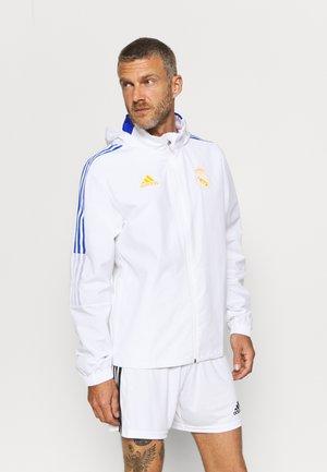 REAL MADRID AWAY - Pelipaita - white