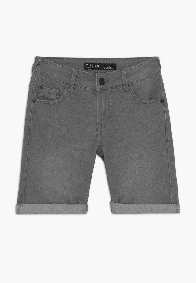 ZAC - Szorty jeansowe - denim grey