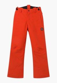 Brunotti - FOOTSTRAP BOYS - Zimní kalhoty - heat - 2