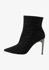 Tamaris - High heeled ankle boots - black - 1
