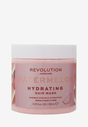 HAIR MASK HYDRATING WATERMELON - Haarmasker - hydrating watermelon