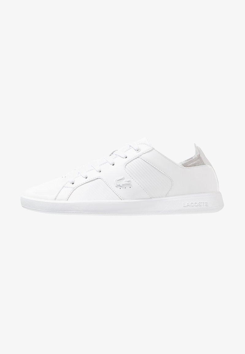 Lacoste - NOVAS - Trainers - white/grey