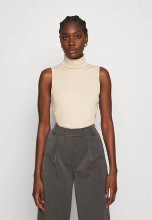 ROLLA ROLLNECK - Top - beige