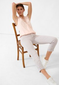 ORSAY - Trousers - grey - 2