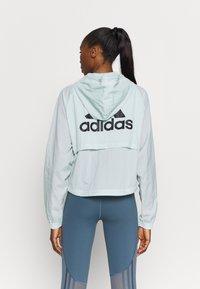adidas Performance - JACKET - Training jacket - mint - 2