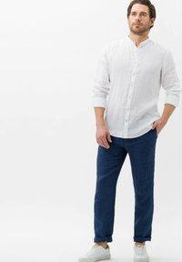 BRAX - LARS - Shirt - white - 1