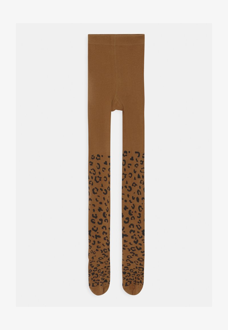 GAP - GIRLS LEOPARD  - Punčocháče - brown